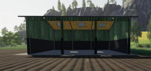 Photo of FS19 – Vehicle Hall / Passage Hall V1.0.4