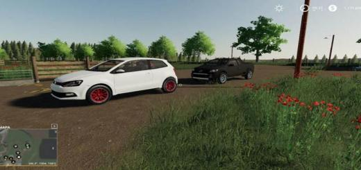 Photo of FS19 – Volkswagen Golf Gti V1