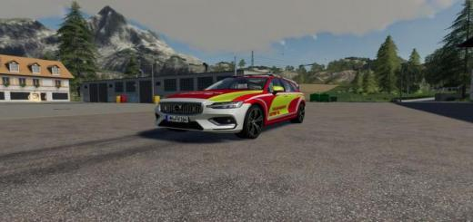 Photo of FS19 – Volvo V60 V1