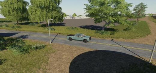 Photo of FS19 – West Port Map V1