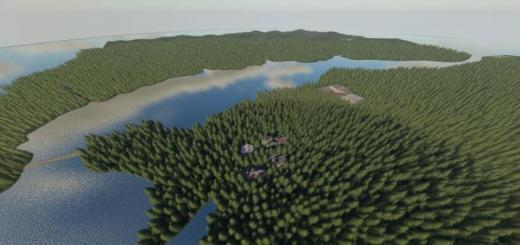 Photo of FS19 – Willamina Forest Map V1