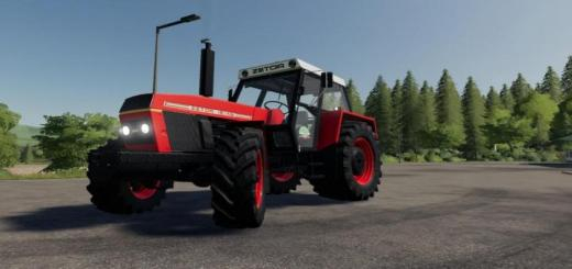 Photo of FS19 – Zetor 12145 Tractor