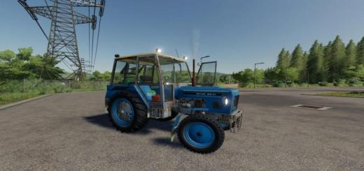 Photo of FS19 – Zetor 6911 Tractor