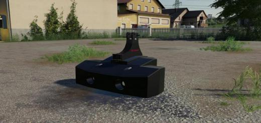 Photo of FS19 – Zuidberg 1500Kg Weight V1
