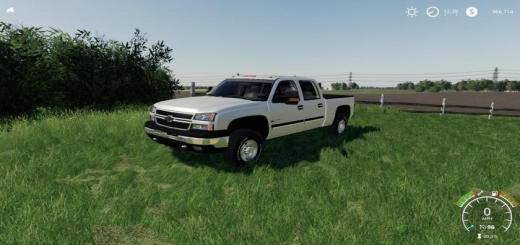 Photo of FS19 – 2005 Chevrolet 2500Hd 6.0L V1