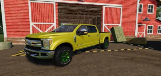 Photo of FS19 – 2017 Ford F-250 Superduty V1