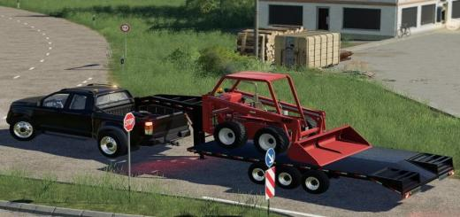 Photo of FS19 – 5Th Wheel Hitch Pack V1