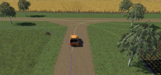 Photo of FS19 – Autodrive Courses For Multimap 2019 V1.1