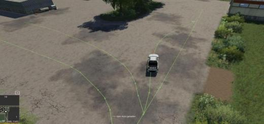 Photo of FS19 – Autodrive Courses For North Frisian March V2