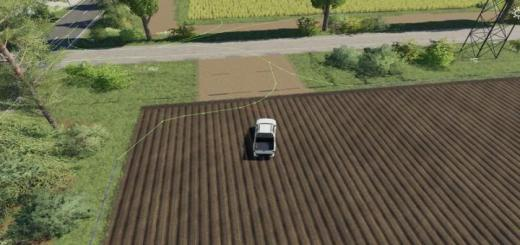 Photo of FS19 – Autodrive Courses For North Frisian March Without Trenches V2