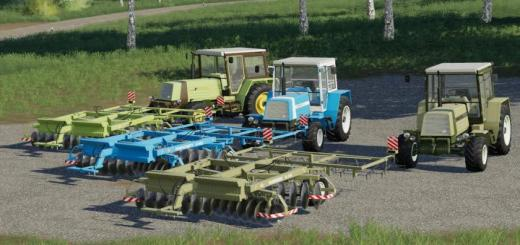 Photo of FS19 – B402 Disc Harrow V1