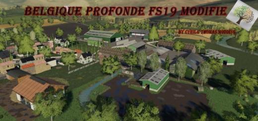 Photo of FS19 – Belgique Profonde Season Ready V2.0.0.2