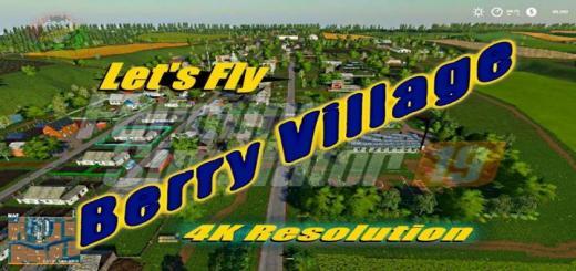 Photo of FS19 – Berry Village Map V2.4.7