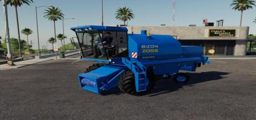 Photo of FS19 – Bizon Z058 Nh V0.9.5.0