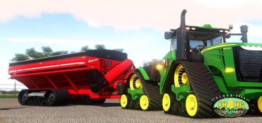 Photo of FS19 – Brent Avalanche 1596 Grain Carts V2