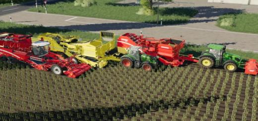 Photo of FS19 – Carrots, Onions And Cabbage Crops V1.7