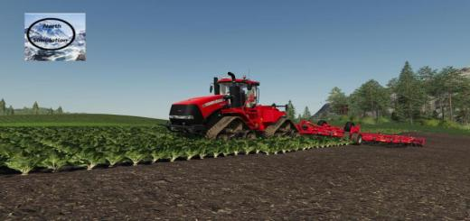 Photo of FS19 – Caseih Quadtrac Us/cdn V2