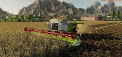 Photo of FS19 – Claas Lexion 2080 Prototype V1