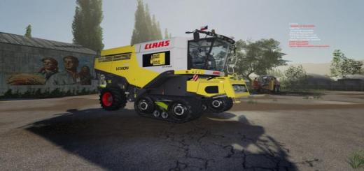 Photo of FS19 – Claas Lexion Usa 700 Series Quacky Duck Cz V1