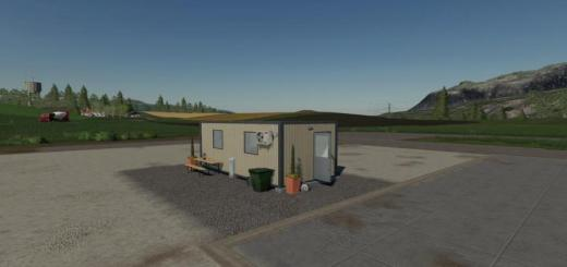 Photo of FS19 – Container House V1