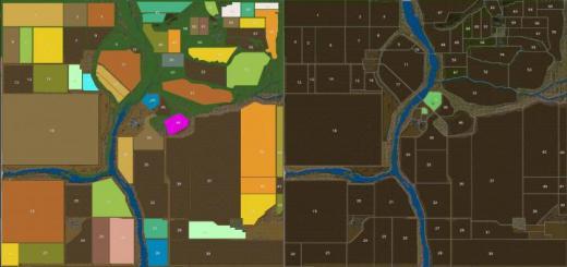 Photo of FS19 – Cornbelt Map V1