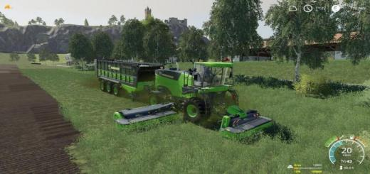 Photo of FS19 – Crown Pack Oy Mp V19.8.1