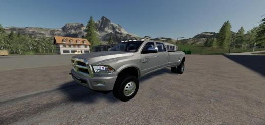 Photo of FS19 – Dodge Ram 3500 V3