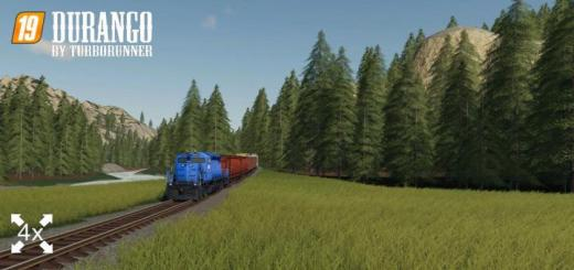 Photo of FS19 – Durango Map V1