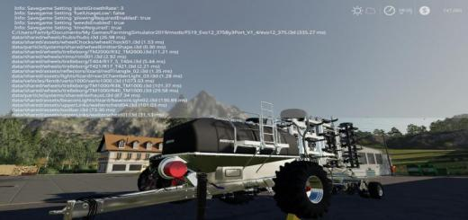 Photo of FS19 – Evo12.375 Multicolor Option (Fixed Errors In Log) V1.4