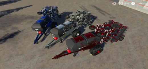 Photo of FS19 – Evo12.375 Multicolor Option (Updated Rim Colors) V1.2