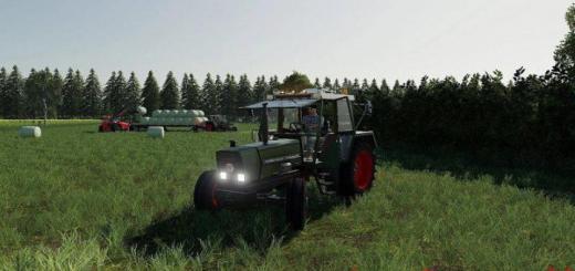 Photo of FS19 – Fendt Farmer 304 Ls V1