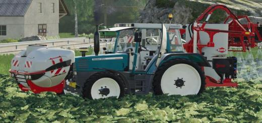 Photo of FS19 – Fendt Favorit 509 510 V2