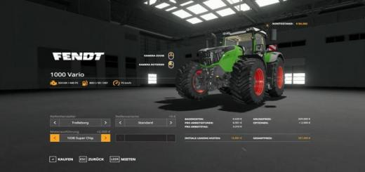 Photo of FS19 – Fendt Pack V1.1.2