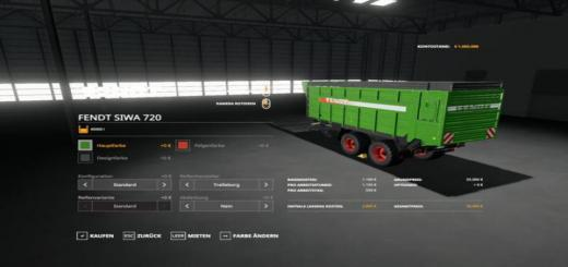 Photo of FS19 – Fendt Silagewagen V1