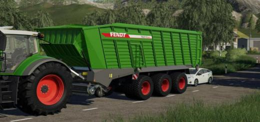 Photo of FS19 – Fendt Tigo 100Xr V1