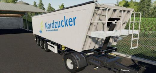 Photo of FS19 – Fliegl Nordzucker Alumulde V1