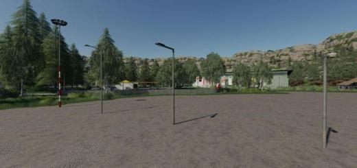 Photo of FS19 – Floodlight And Streelights Set V1