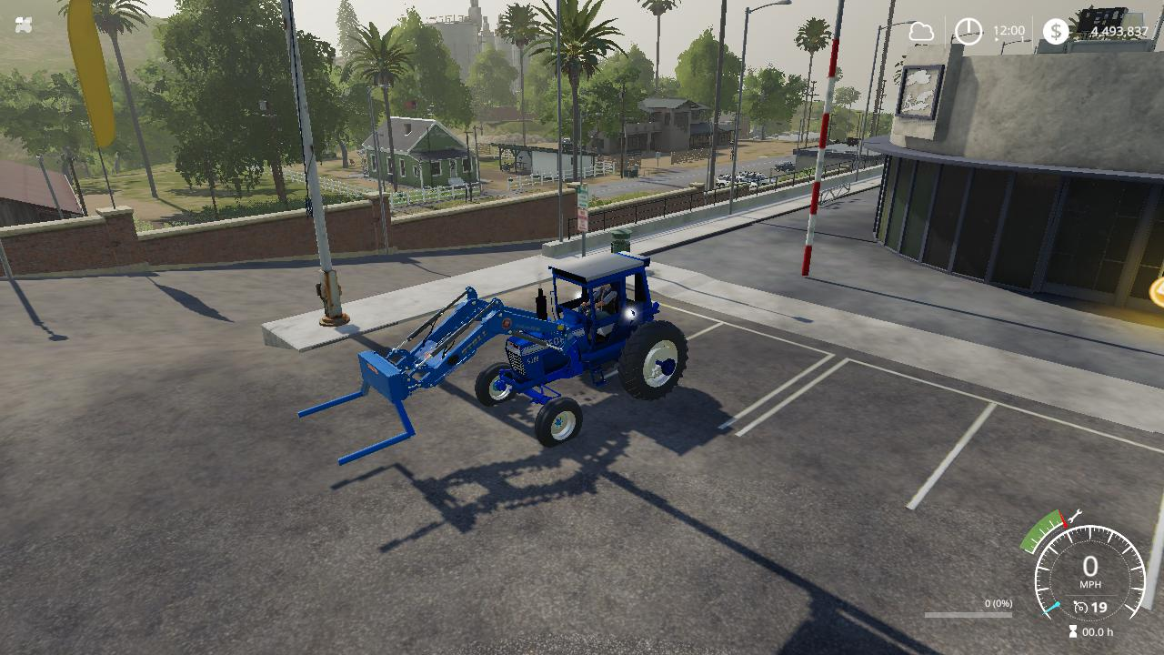 Photo of FS19 – Ford 9600 Cabbed Beta