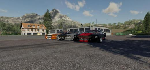 Photo of FS19 – Ford Mustang Gt500 Eleanor V1