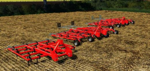 Photo of FS19 – Guettler Supermaxx Cultivatorpack V1