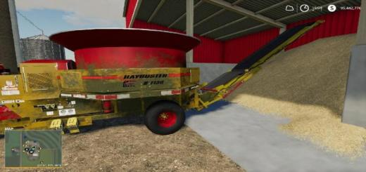 Photo of FS19 – Haybuster H-1130 Tub Grinder V1