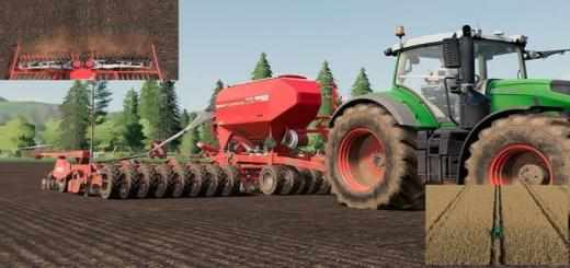 Photo of FS19 – Horsch Pronto 9 Dc (With Staking Capabilities) V1