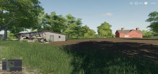 Photo of FS19 – Hunter Farm Map V1.3