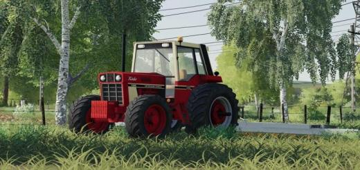 Photo of FS19 – International 1086 4Wd V1