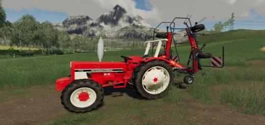 Photo of FS19 – International Harvester 33 Series V1