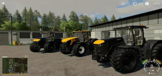 Photo of FS19 – Jcb Fastrac 8330 Big V1