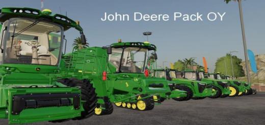 Photo of FS19 – John Deere Pack Oy Mp V19.8