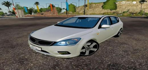 Photo of FS19 – Kia Ceed V1