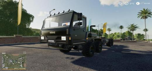 Photo of FS19 – Kraz 7634He V1