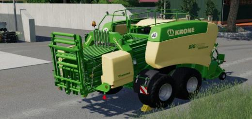 Photo of FS19 – Krone Big Pack 1290Hdpii V1